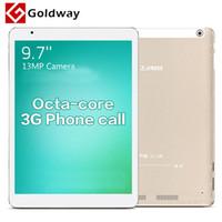 Wholesale Original Teclast P98 G Phone Call Tablet PC Octa Core MTK8392 inch Retina IPS x1536 Android Dual Camera WCDMA GSM