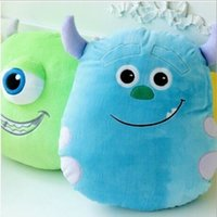 anime companies - Monster monster University Power Company anime Sullivan Mikes Super Soft Plush Doll cushion pillow