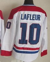 Wholesale new Season Canadiens Lafleur Athletic Throwback Stitched Hockey Jerseys Outdoor Discount Cheap Richard Ice Hockey Wear
