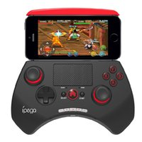 Wholesale High Quality Wireless Bluetooth Game Controller Game Accessories Joysticks Game Handle PDG with Retail Package