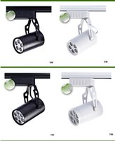 Wholesale Light Fixtures LED Track Light Warm Light Ceiling Spotlights Downlight Fixtures Solid And Durable Shockproof Long Lifespan