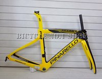 Wholesale 2016 top new k full carbon fiber road frame racing bike complete bicycle frameset racing light weight frames