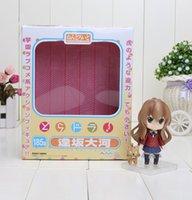 aisaka taiga figure - apanese Anime Nendoroid Cute Toradora Aisaka Taiga PVC Mini Action Figure Toy Doll cm a Chritmas Brithday Gift