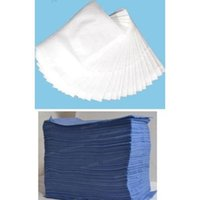 Wholesale Details about Disposable Bed Pads Cover Sheets cm x cm Blue or White