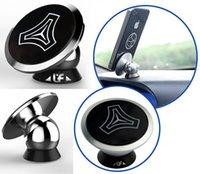 automotive brackets - UF V car holder a bag Automotive Universal magnetic stand Lazy phone holder Universal Mobile Magnetic Bracket