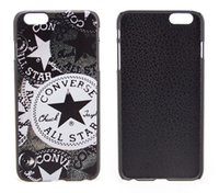 converse all stars - Personalized Case For IPhone Vintage Retro CONVERSE All Star Five Pointed Star Skin PC Hard Back Cover For iPhone Plus