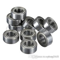 Wholesale 10pcs MR105 MR105ZZ Metal Sealed Shielded Miniature Mini Bearing Ball x x mm A3