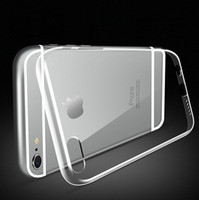 arc plastic bag - Mobile Phone Accessories Parts Mobile Phone Bags Cases Newest Arc Design Transparent Clear Case for iPhone S Crystal Hard Cover