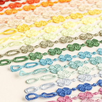 Wholesale Flower Shape Mars Lace Cruciani Clover Bracelets Colorful Friendship Bracelet Jewelry Sweet Women Men Hot Italian Orc