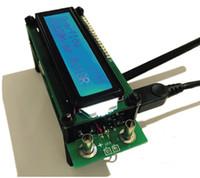auto meters power - ESR01 Auto Range LCR Resistance Inductance Capacitance ESR Meter Tester Multimeter USB power