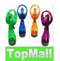Wholesale Mist Sport Beach Camp Travel Portable Mini Fashion Water Spray Cooling Cool Fan LLFA94
