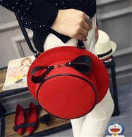 bag lady hats - New Fashion Hat Shoulder Bag Women Girl Butterfly Handbag Personality Top Cap Bag Tote Backpack Color High Quality DCBF141