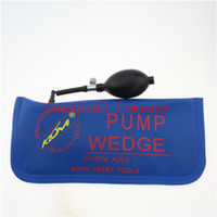 big padlock - Professional tool PUMP WEDGE Airbag big New Universal Air Wedge LOCKSMITH TOOL lock pick padlock tool pick gun High Quality