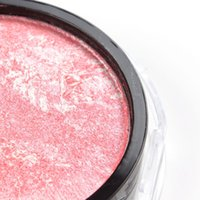 baking textures - UBUB Face Makeup Baked Blush Blusher Palette Silky Texture Shimmer Magic Cheek Color Colors With Brush