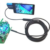 Wholesale 3 M mm Waterproof Borescope Inspection Camera LED For Android Endoscope