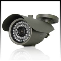 Wholesale professional cctv camera bullet cam grey color leds mm lens security ir camera tvl tvl tvl tvl tvl