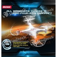 aircraft camera - M62 Skytech G CH RC Helicopter Radio Control Axis Quadcopter Drone Aircraft Toys M62R with HD Camera Night Vision Free DHL UPS Factory