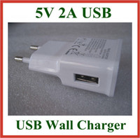 apple power supplies - 300pcs USB Wall Charger V A EU US Plug AC Travel Adapter for Galaxy Note N7100 N9000 S3 S4 S5 I9600 Power Supply High Quality