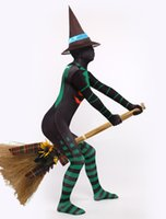 catsuits - Womens Halloween catsuits witch costumes Lycra Spandex Zentai Suits costumes