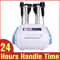 analyzer vacuums - Unoisetion Cavitation Sextupole Quadrupole Vacuum RF Skin Lifting Body Shape Slimming Machine Free Gift Skin Fold Analyzer
