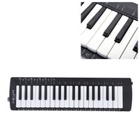 Wholesale New Arrival Swan Keys Music Fundamentals Melodica Octaves F to F Woodwind Instruments with Carrying Bag I974