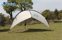 gazebo - New UV Protection Gazebo Canopy Beach Tent Waterproof Durable Camping Tent for Awning or BBQ Punta Sun Shelter Gazebo
