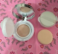 Wholesale Without logo OEM Unbrand Air Cushion BB Cream power foundation liquid sunscreen replacement g