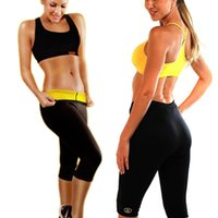 Wholesale super stretch super women hot shapers Control Panties pant stretch neoprene slimming body shaper