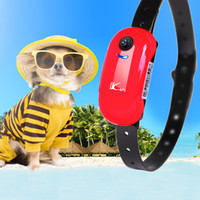 accessories locater - Pet Dog Anti lost GPS GPRS GSM Intelligent Pets Tracker Anti lost Locater SIM Card Slot USB Port Pet Collar