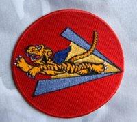 avg tools - World War II WWII American Volunteer Group Flying Tigers BADGE AVG BADGE embroidery badges