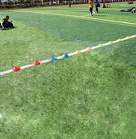 Wholesale Colorful Training Disc Cones Soccer Football Field marking Coaching Training Agility Signs Soccer Training Aids