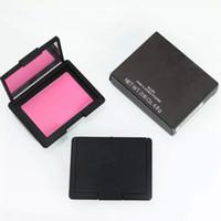 Wholesale 45pcs Brand New Cosmetics Matte flushed Blusher Powder G colors boxed Natural Face Blush Make UP Beauty FREE DHL