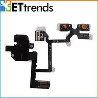 audio jack parts - Audio Flex Cable Ribbon Replacement Spare Part Headphone Audio Jack Sensor Flex Cable Ribbon For iPhone AA0039