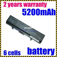 Wholesale Super Laptop Battery FOR Dell GW240 M911G RN873 RU586 XR693 for Dell Inspiron notebook battery x284g