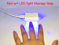 Wholesale LED UV lamp w light bulb tube replacement for UV gel machine nail art curing lamp white