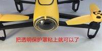 Bebop loro Baratos-2016 súper cubierta de la caja Guardia polvo Escudo Para Loro Bebop Drone cámara 3.0 Parte