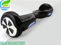 battery powered motor scooters - New inch tire wheels electric self balancing scooter scooter power motor smart electirc scooter V AH Lithium Battery balance car