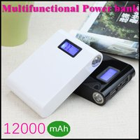 bank list - listed High quality mah Power bank with LED diaplay external battery Powerbank USB For iphone Samsung phones charger