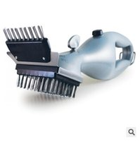charcoal grill - Stock Ready Cleaning Replacement Tool Brush Kit Grill Daddy Steam Cleaner BBQ Grill Brush
