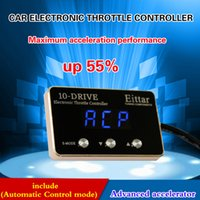 Wholesale Eittar car THROTTLE CONTROLLER BOOSTER FOR Ford F Raptor on