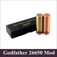 big dna - 2015 new vape mod Big Size godfather Mod Huge Vapor Godfather mechanical Mod VS SHIELD DNA S fuhattan v2 mod
