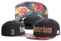 Unisex amsterdam fashion - new arrival cayler sons snapback Caps hip hop cap fashion snapbacks hats men bone aba reta amsterdam cap