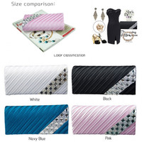 Wholesale Amazing Bags HotBrand Modern Cheap Bags Evening Clutch Wedding Bridesmaid Bag Evening bags Party Prom box Day cluthes New Fashion Women Bags