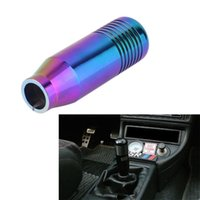Wholesale Manual Transmission Stick Shifter Speed M10x1 gear Shift Knob For Honda Neo Chrome Brand New