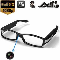 Wholesale HD P SPY Hidden Video Camera Eyewear Frame Glasses Mini DV DVR Camcorder M