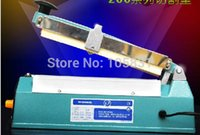 Wholesale HEAT IMPULSE SEALER WITH CUTTER MM WIDE ALUMINUM ALLOY MANUAL SEALING HINE