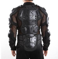 Wholesale Professional Motorcycle Body Protection Motorcross Racing Full Body Armor Spine Chest Protective Jacket Gear A5