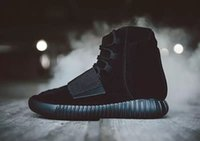 Cheap 2016 hot sale Mens Yeezy Boost 750 Blackout Outdoors Sneaker,discount Cheap West Yeezy 750 Boost, Skateboard Shoes,Sneakeheads Shoes
