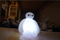 Wholesale Children BayMax LED Light cmBayMax USB LED Cartoon Big Hero LED Lighting