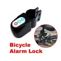 Wholesale NEW Motorbike Bike Security Alarm Bicycle Lock Moped Bike Bicycle Theft Protection Security Alarm BHU2